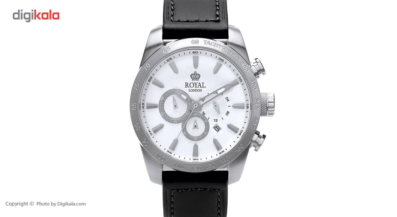 خرید ساعت مچی عقربه ای مردانه رویال لندن مدل RL-41277-01