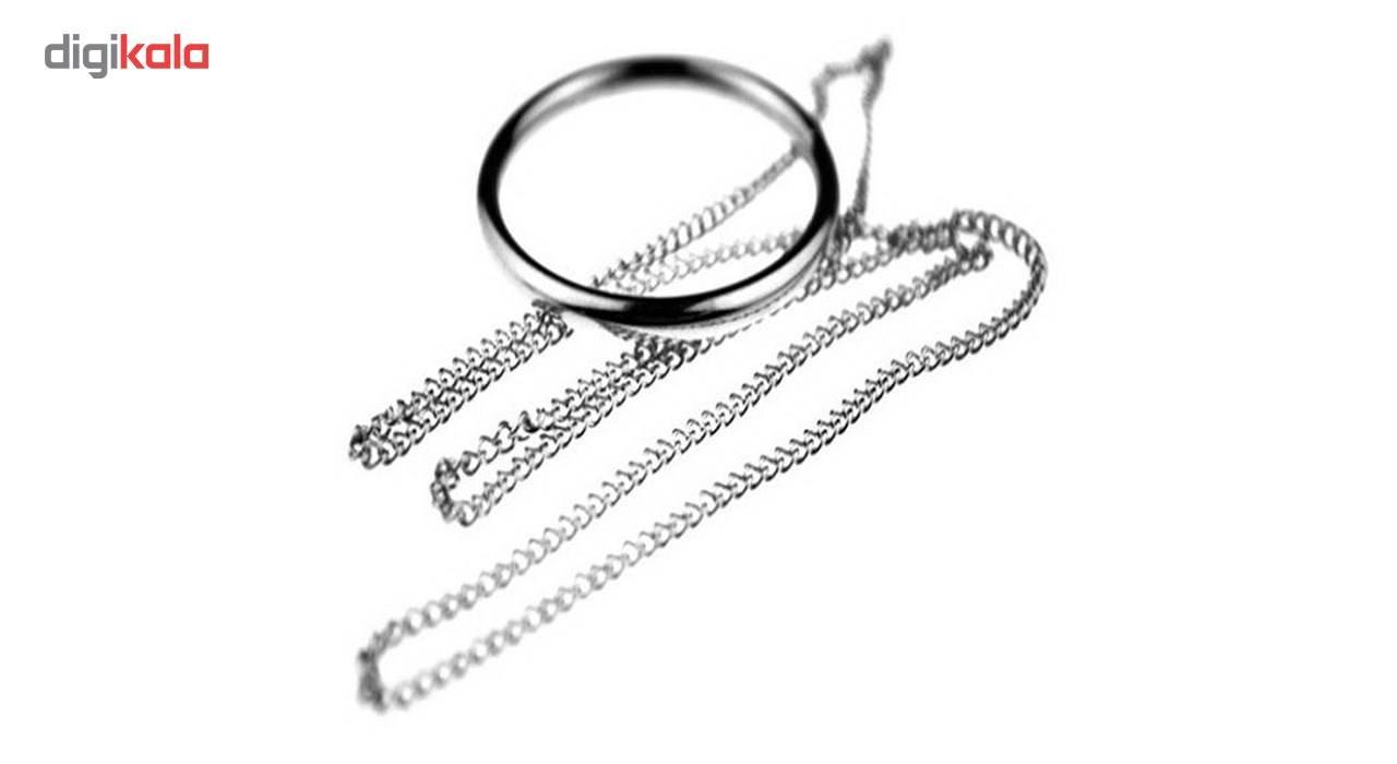 ابزار شعبده بازی حلقه و زنجیر سحرامیز مدل DSK193 main 1 2