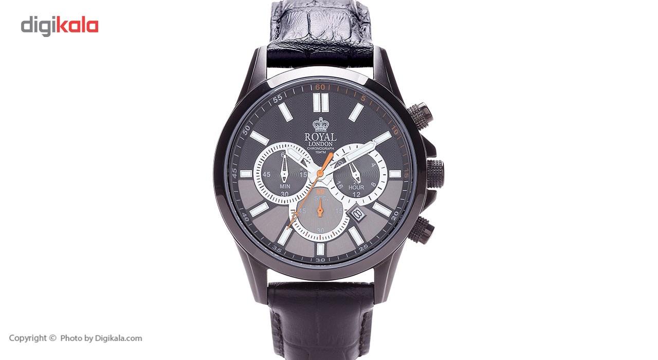 خرید ساعت مچی عقربه ای مردانه رویال لندن مدل RL-41003-02