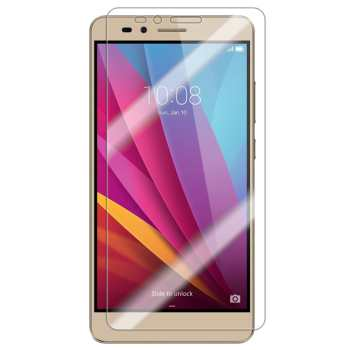 محافظ صفحه نمایش شیشه ای 9H  یونیفا مدل permium تمپرد مناسب برای Huawei Honor 5X