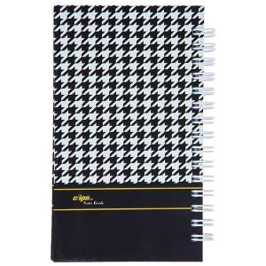 دفترچه یادداشت کلیپس مدل 254 طرح 19