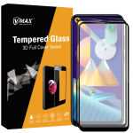 محافظ صفحه نمایش وی مکس مدل VF1 مناسب برای گوشی موبایل سامسونگ Galaxy M11بسته دو عددی