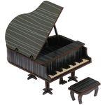 ماکت دکوری طرح پیانو رویال مدل gz14447