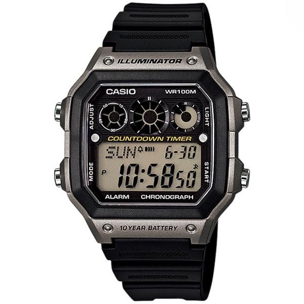 ساعت مچی دیجیتالی کاسیو AE-1300WH-8AVDF 52
