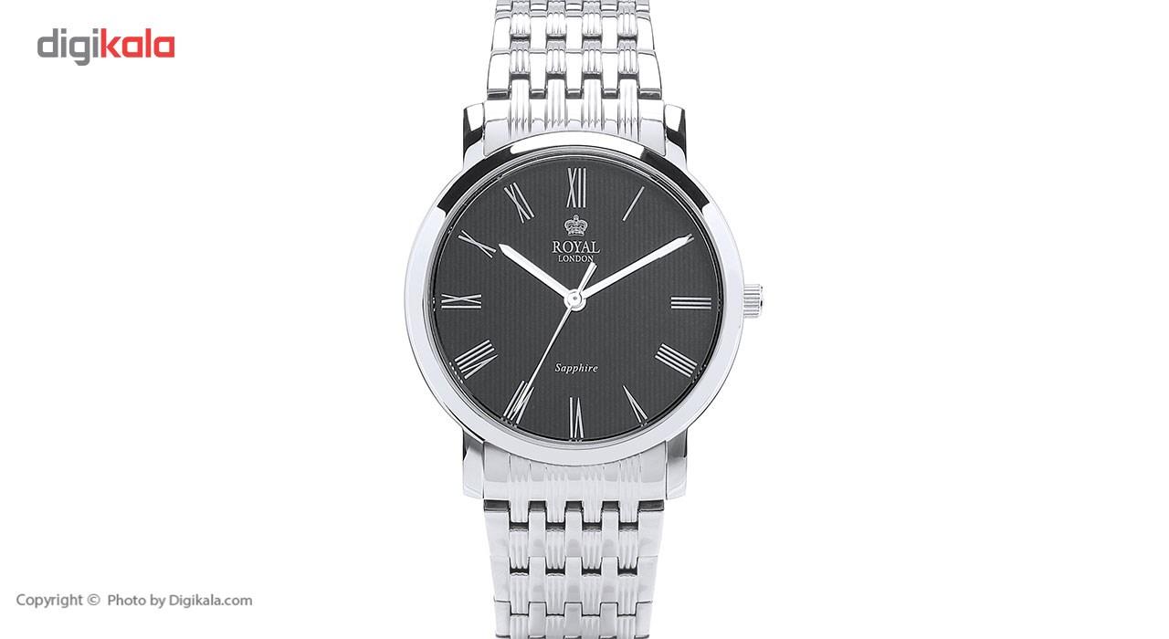 ساعت مچی عقربه ای مردانه رویال لندن مدل RL-41265-06