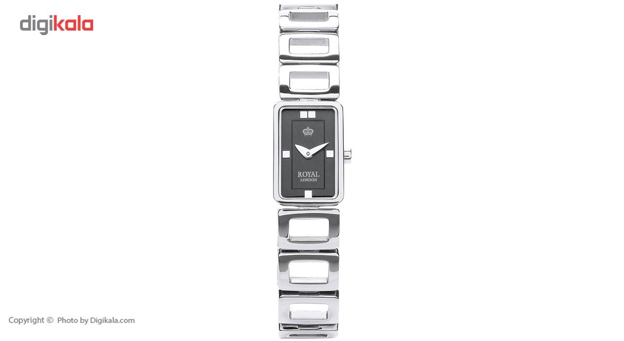 ساعت مچی عقربه ای زنانه رویال لندن مدل RL-21166-01