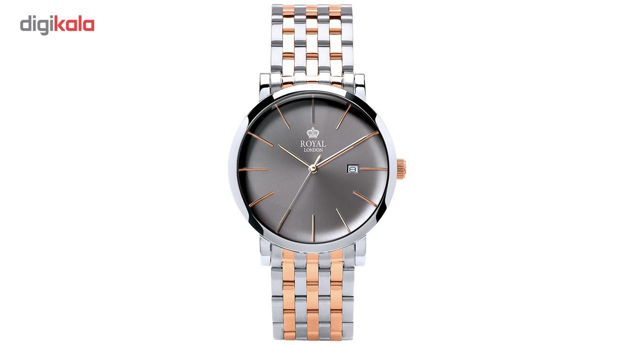 خرید ساعت مچی عقربه ای مردانه رویال لندن مدل RL-41346-05