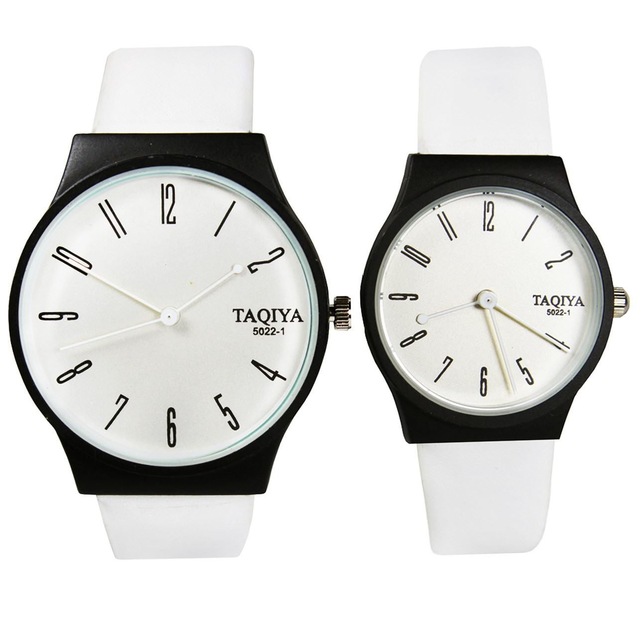 ست ساعت مردانه و زنانه مدل T01 24