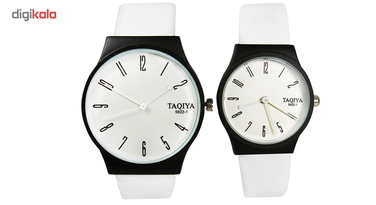 ست ساعت مردانه و زنانه مدل T01