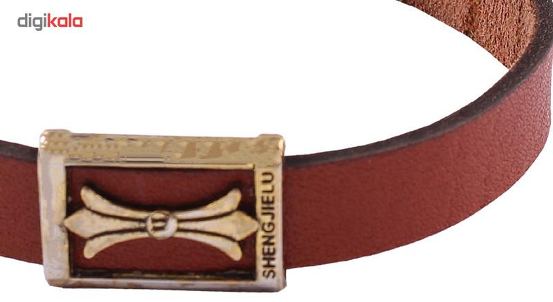 دستبند چرمی واته مدلC12