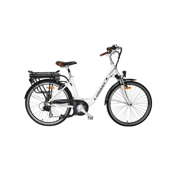 دوچرخه برقی آن وی مدل HF-261204A سایز 26