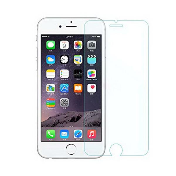 محافظ صفحه نمایش شیشه ای مدل Tempered مناسب برای گوشی موبایل آیفون 7plus / 8plus
