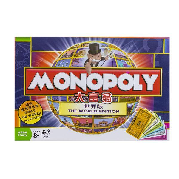 بازی فکری مدل Monopoly