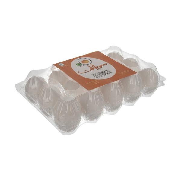 تخم مرغ سوباتان بسته 15 عددی