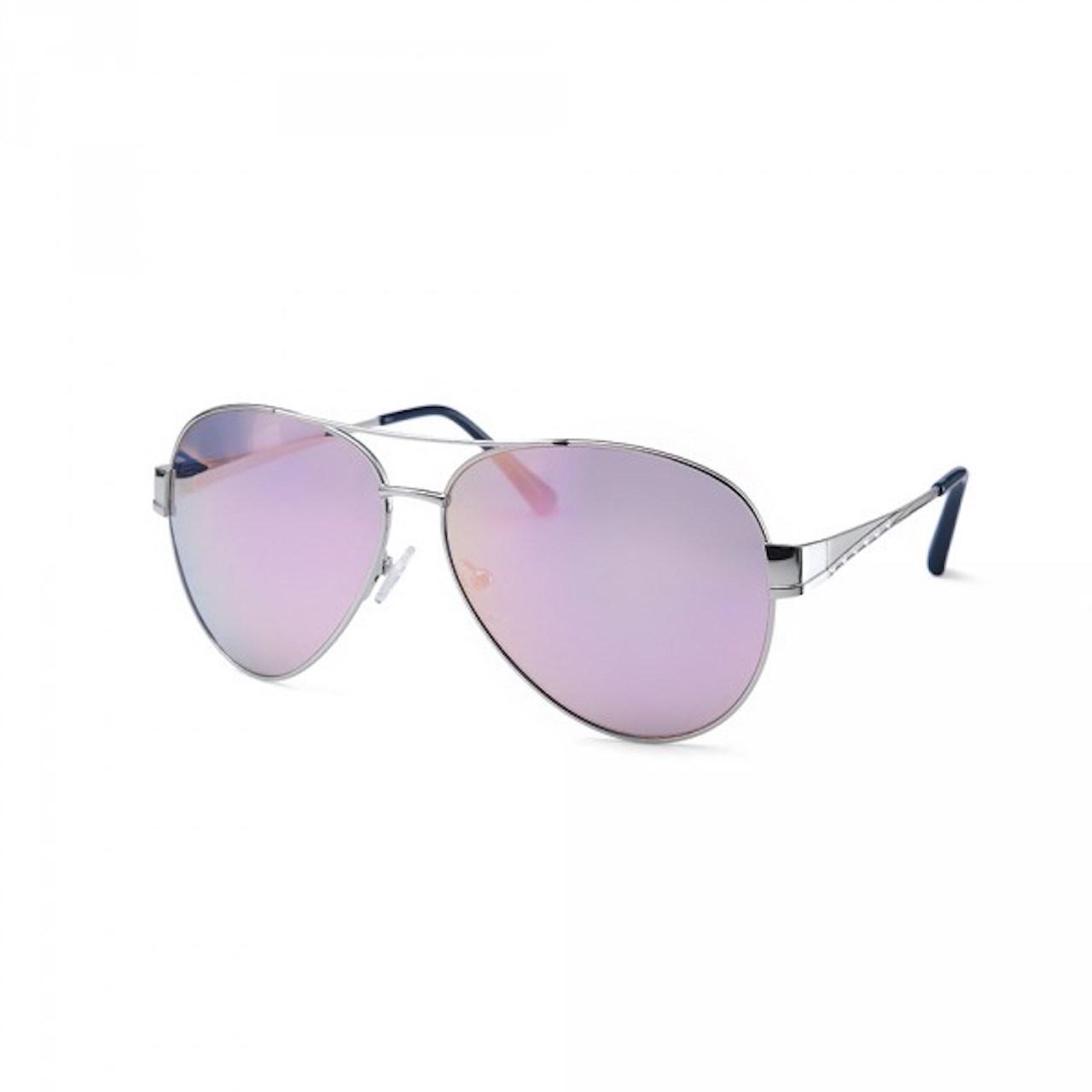 عینک آفتابی الیور وبر مدل پایلوت پلارایزد کد 75039 SIL