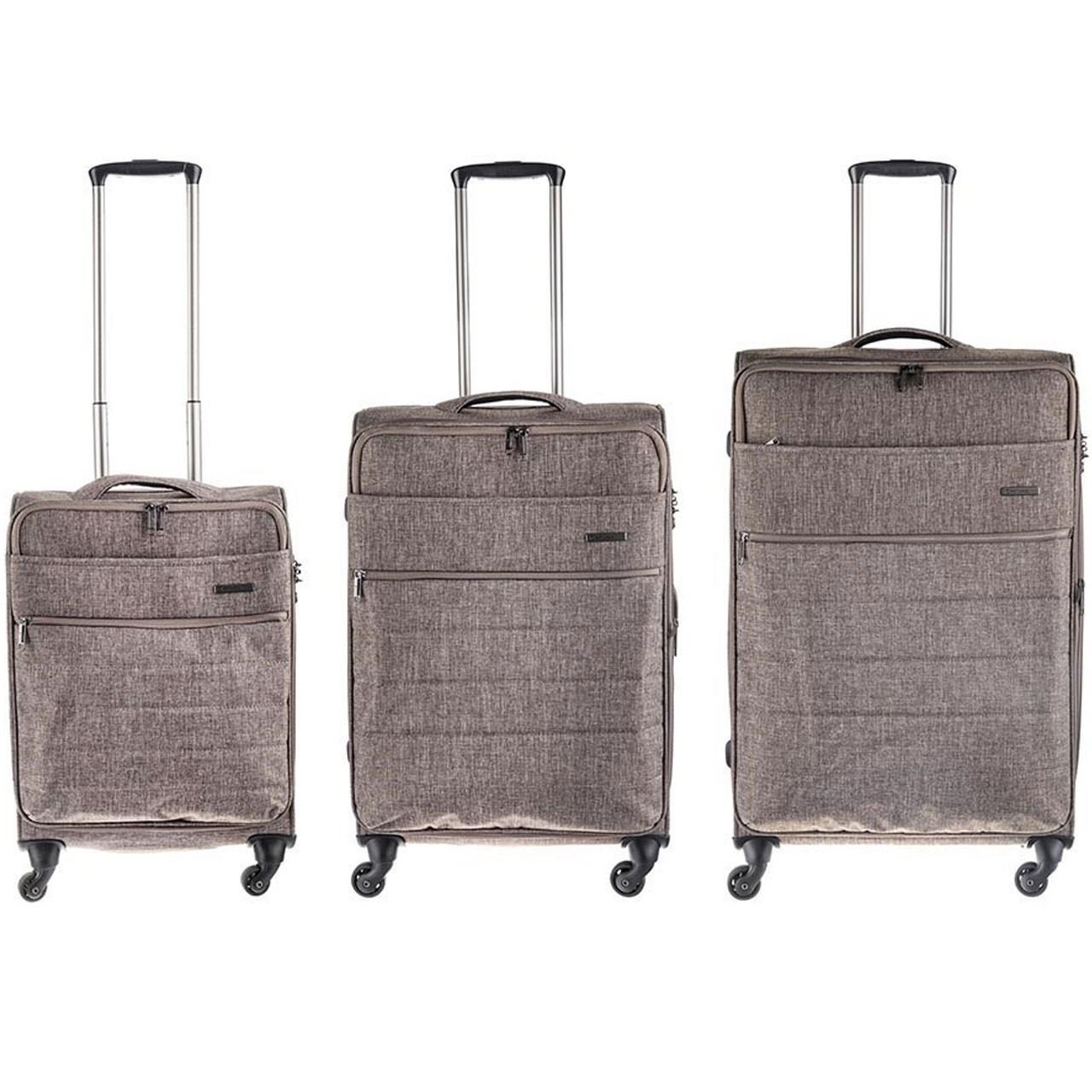 مجموعه سه عددی چمدان کانوود مدل CT778