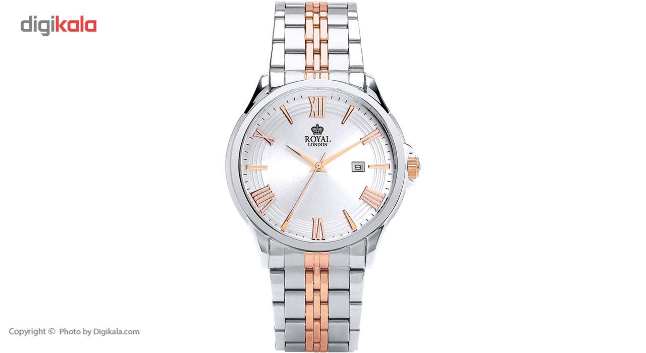 خرید ساعت مچی عقربه ای مردانه رویال لندن مدل RL-41292-05