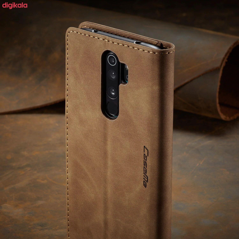 کیف کلاسوری کیس می مدل Vintage-013 مناسب برای گوشی موبایل شیائومی Redmi Note 8 Pro main 1 20