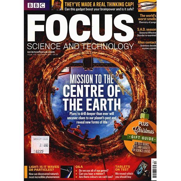 مجله Focus - دسامبر 2014