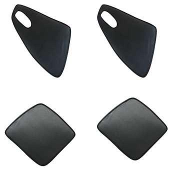 آفتابگیر  خودرو  مدل کارسین مناسب خودروی تیبا بسته دو جفتی