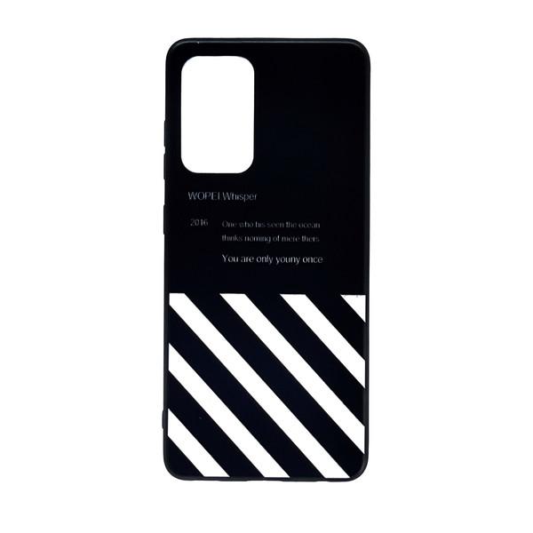 کاور کد 2-a52 مناسب برای گوشی موبایل سامسونگ Galaxy A52