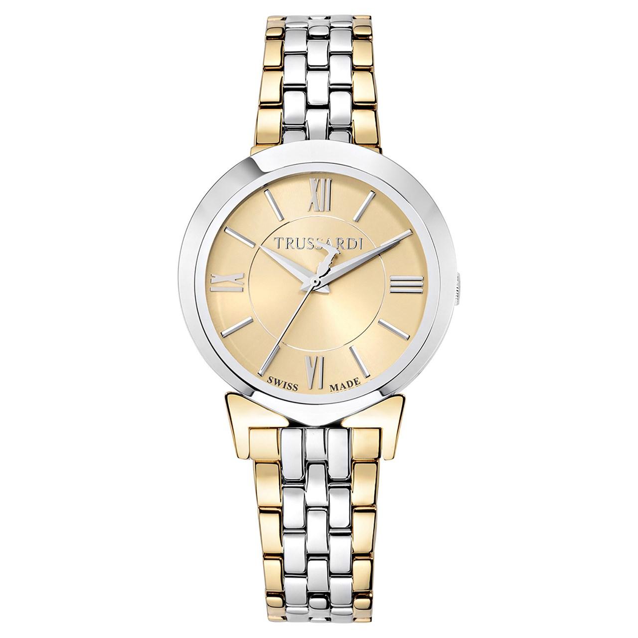 خرید ساعت مچی عقربه ای زنانه تروساردی مدل TR-R2453105503