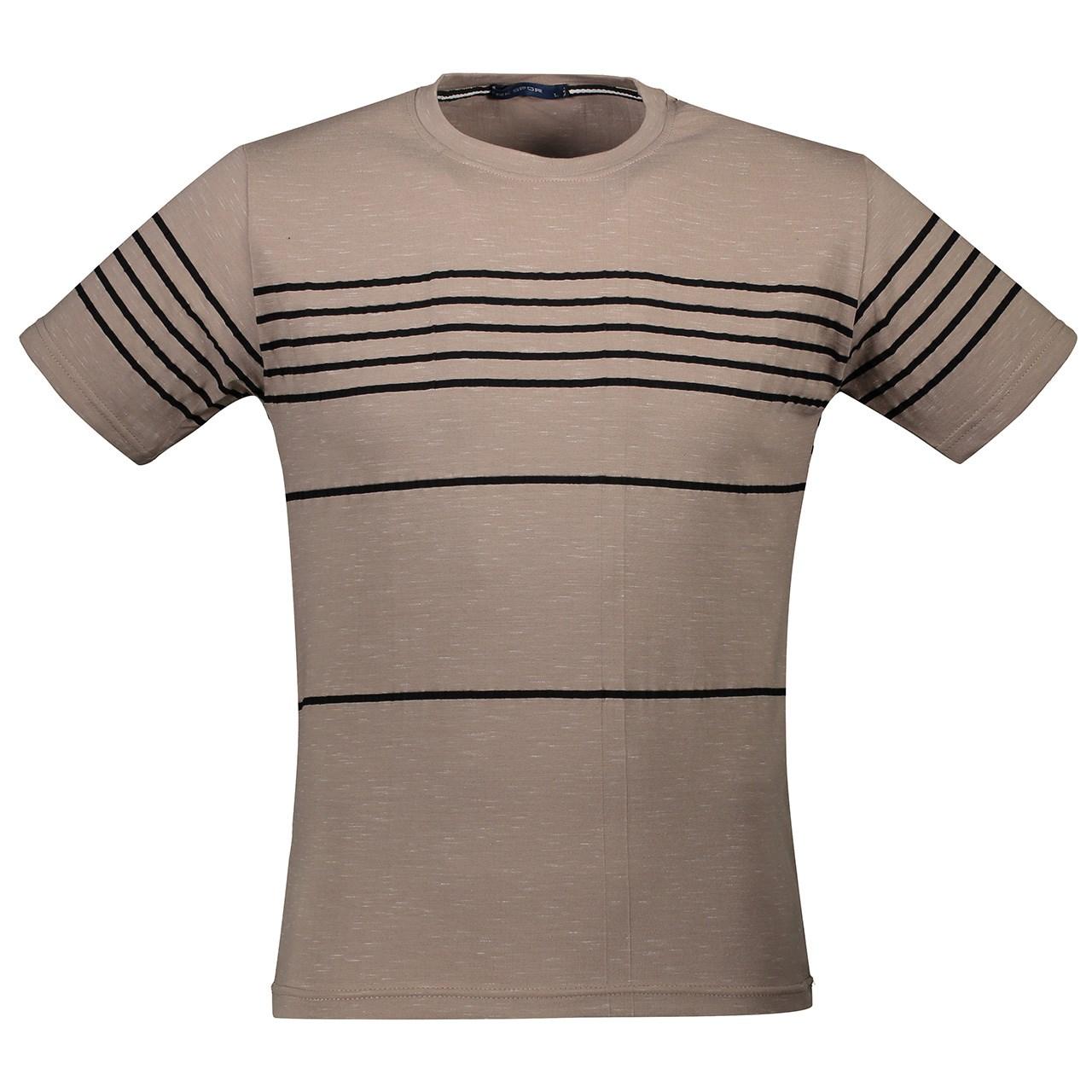 تی شرت آستین کوتاه مردانه تارکان کد 210