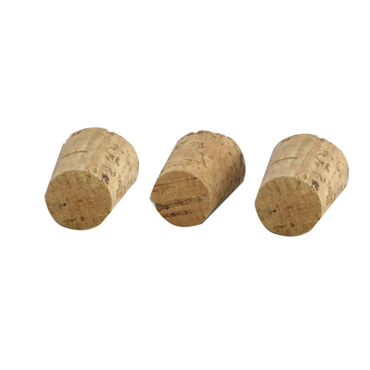 درب بطری چوب پنبه کوه شاپ مدل 7928 - A001 بسته 3 عددی