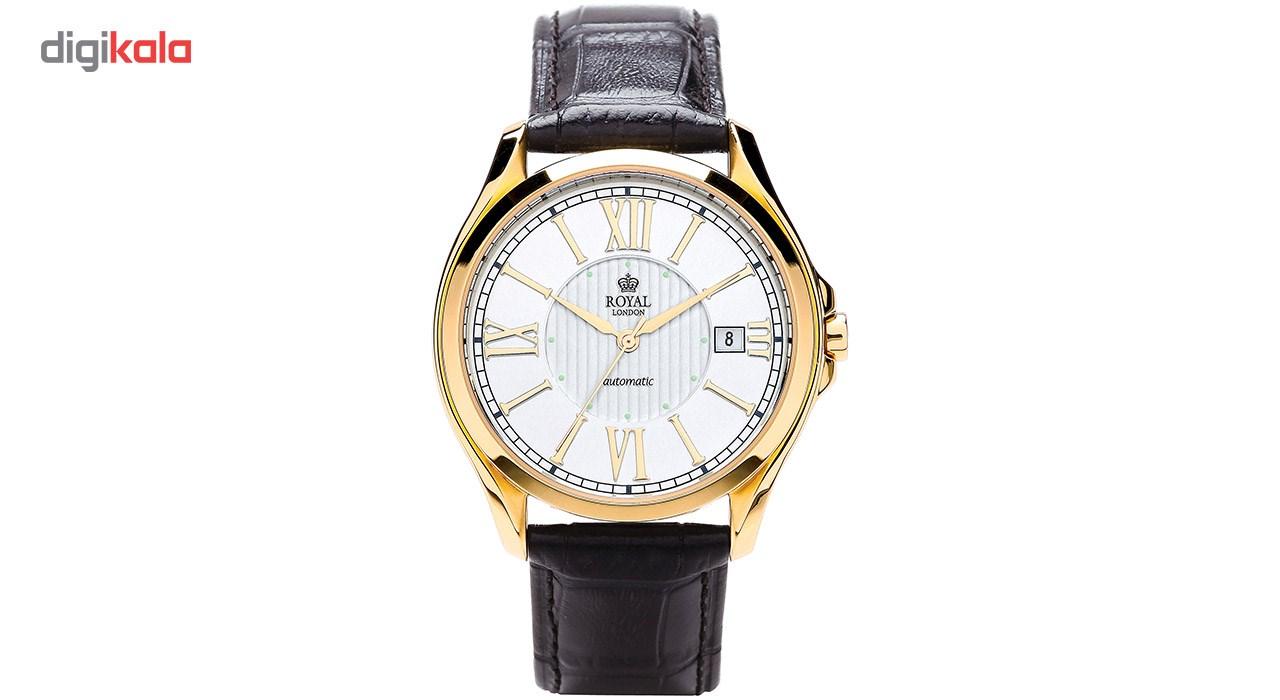 خرید ساعت مچی عقربه ای مردانه رویال لندن مدل RL-41152-03