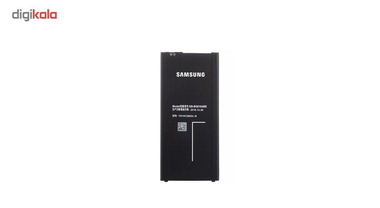 باتری موبایل مدل EB-BG610ABE با ظرفیت 3300mAh مناسب برای گوشی موبایل سامسونگ Galaxy J7 Prime main 1 2