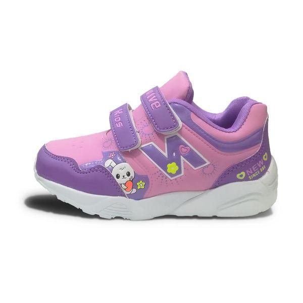 کفش مخصوص دویدن بچه گانه xfl مدل برایو کیدز