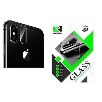 محافظ لنز دوربین روبیکس مدلSADipXمناسب برای گوشی موبایل اپل آیفون X