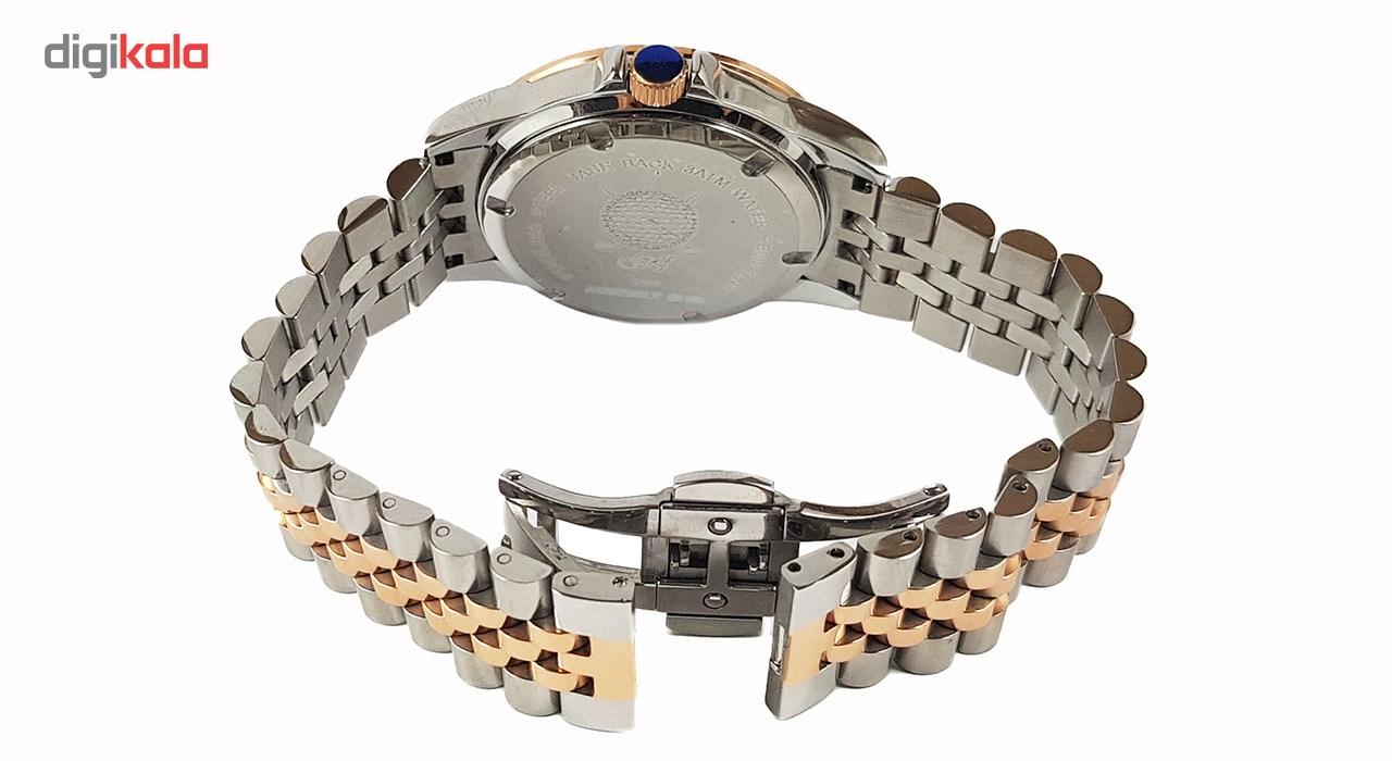 خرید ساعت مچی عقربه ای  مردانه  گلف مدل 5-0225