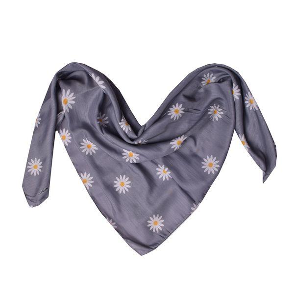 روسری دخترانه مدل بابونه کد 1