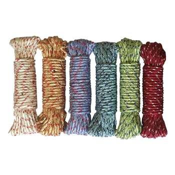 طناب 10 متری کد 1006 بسته 6 عددی