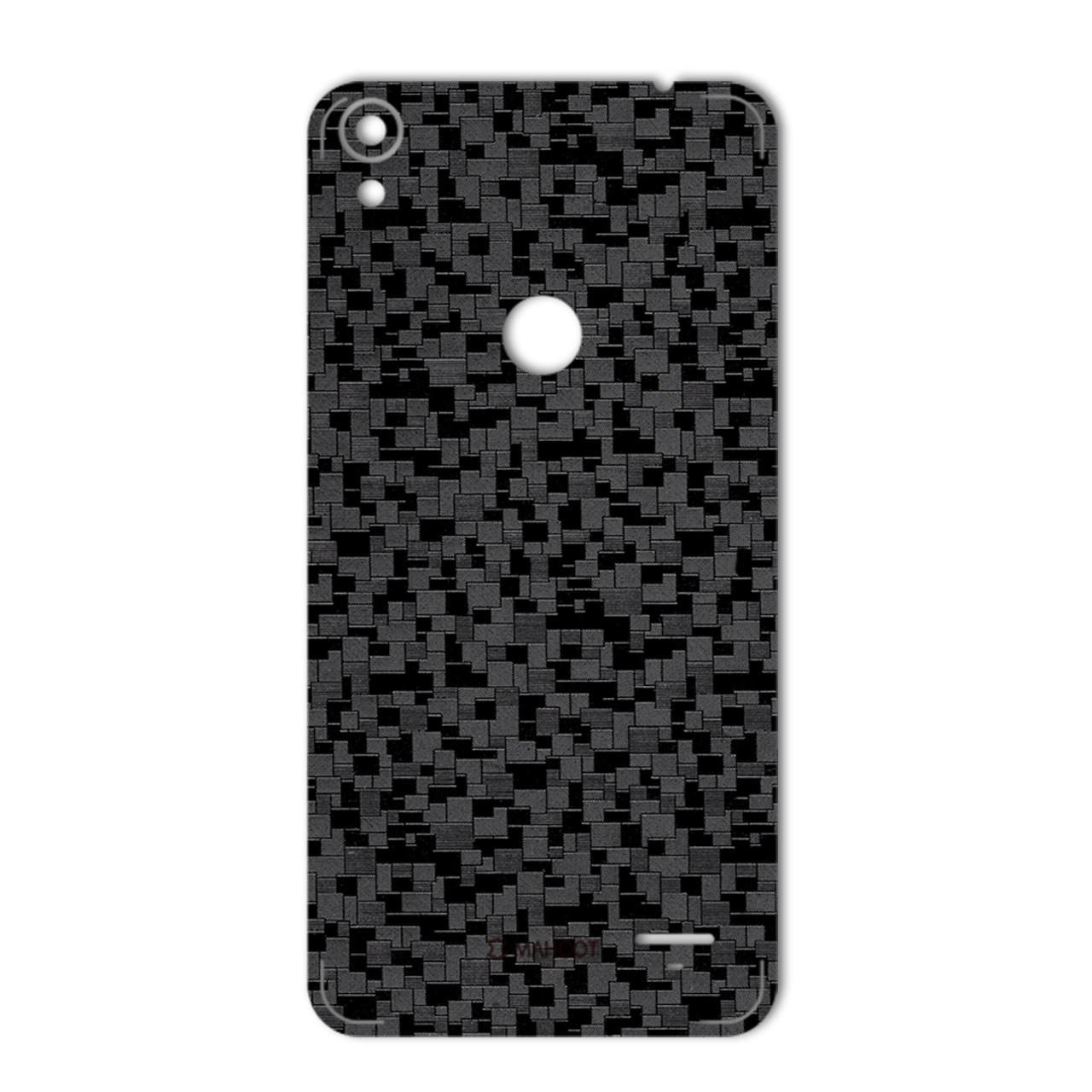 برچسب پوششی ماهوت مدل Silicon Texture مناسب برای گوشی  Tecno WX4 Pro