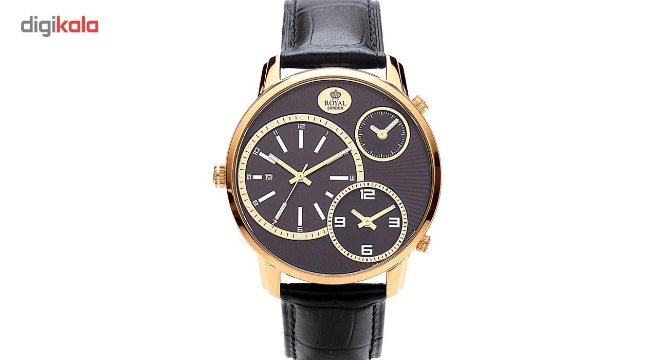 خرید ساعت مچی عقربه ای مردانه رویال لندن مدل RL-41087-05