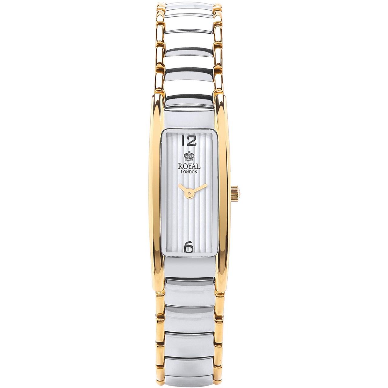 ساعت مچی عقربه ای زنانه رویال لندن مدل RL-21245-04