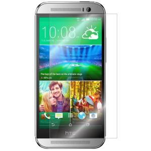 محافظ صفحه نمایش شیشه ای 9H  یونیفا مدل permium تمپرد مناسب برای HTC One M8