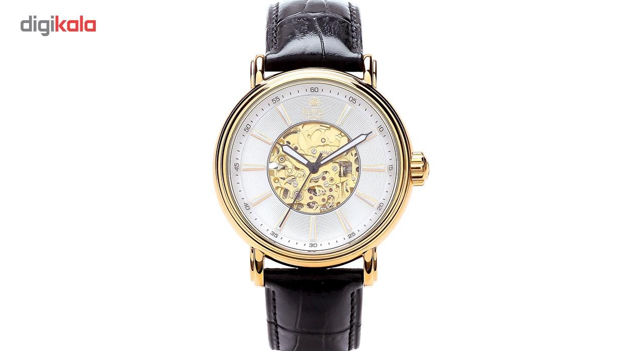 خرید ساعت مچی عقربه ای مردانه رویال لندن مدل RL-41145-02