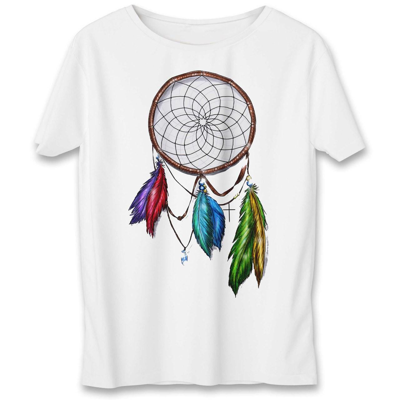 تی شرت یورپرینت  به رسم طرح دریم کچر کد 358