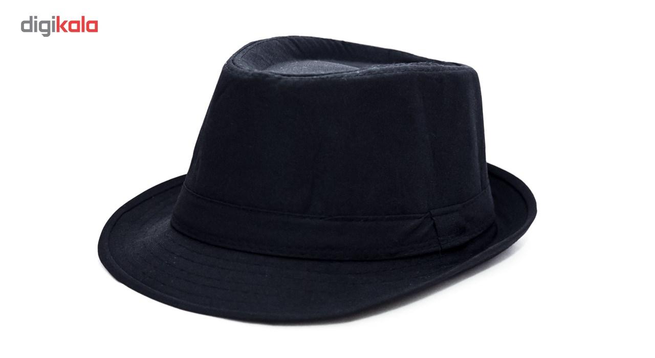 کلاه شاپو مردانه مدل 1101 charchoob