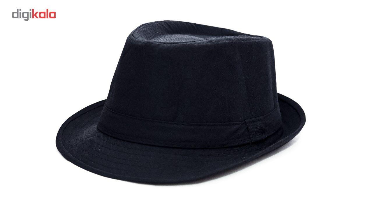 کلاه شاپو مردانه مدل 1101 charchoob main 1 1