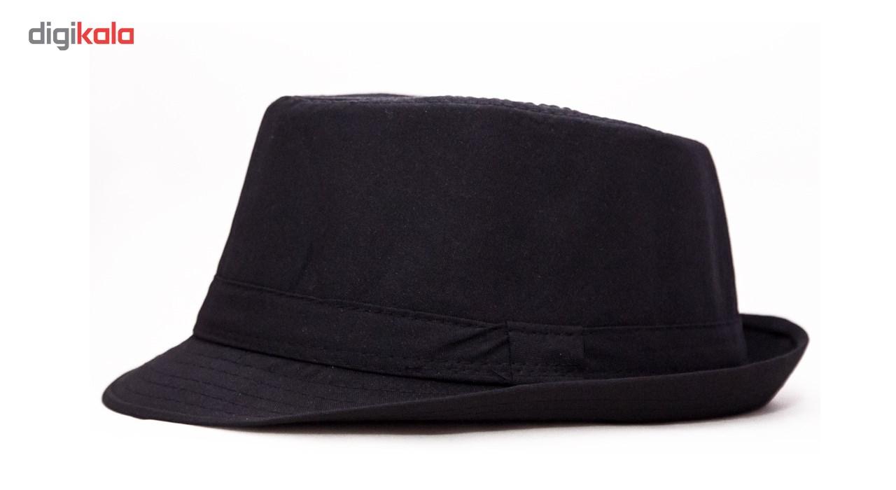 کلاه شاپو مردانه مدل 1101 charchoob main 1 2