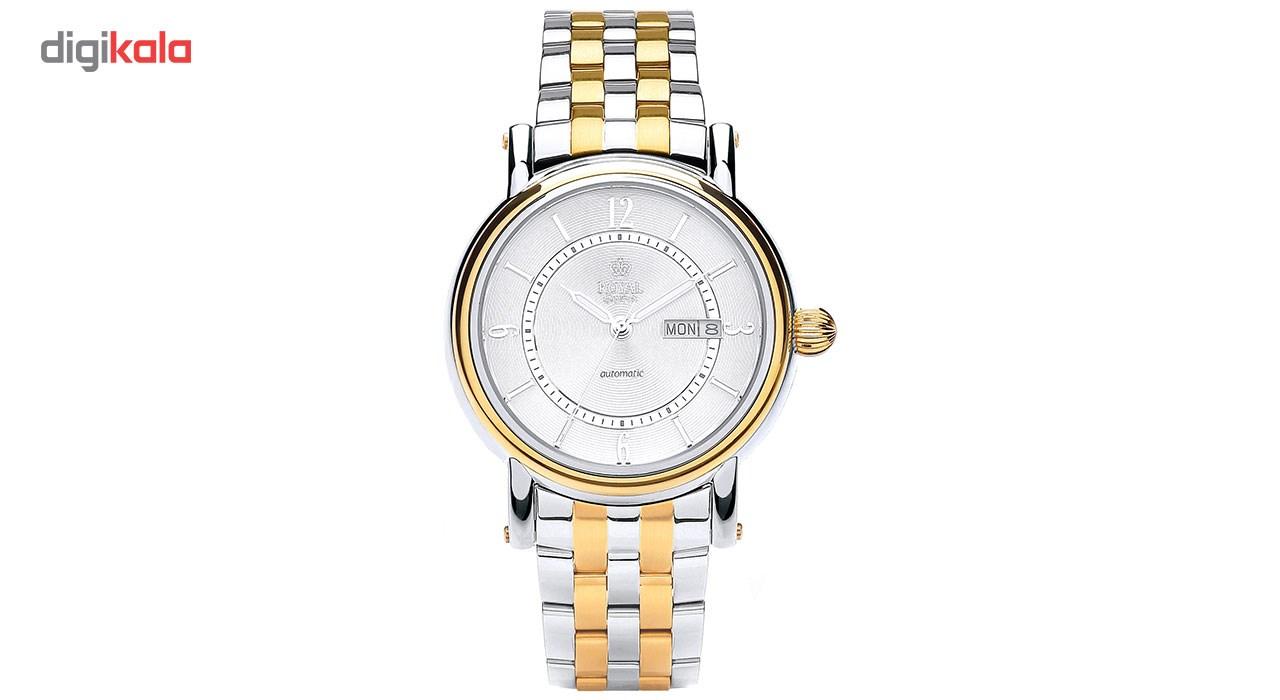 خرید ساعت مچی عقربه ای مردانه رویال لندن مدل RL-41149-08