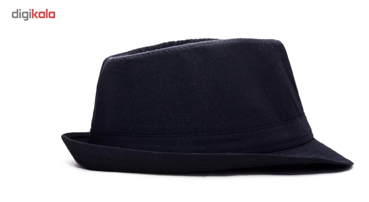 کلاه شاپو مردانه مدل 1101 charchoob main 1 3