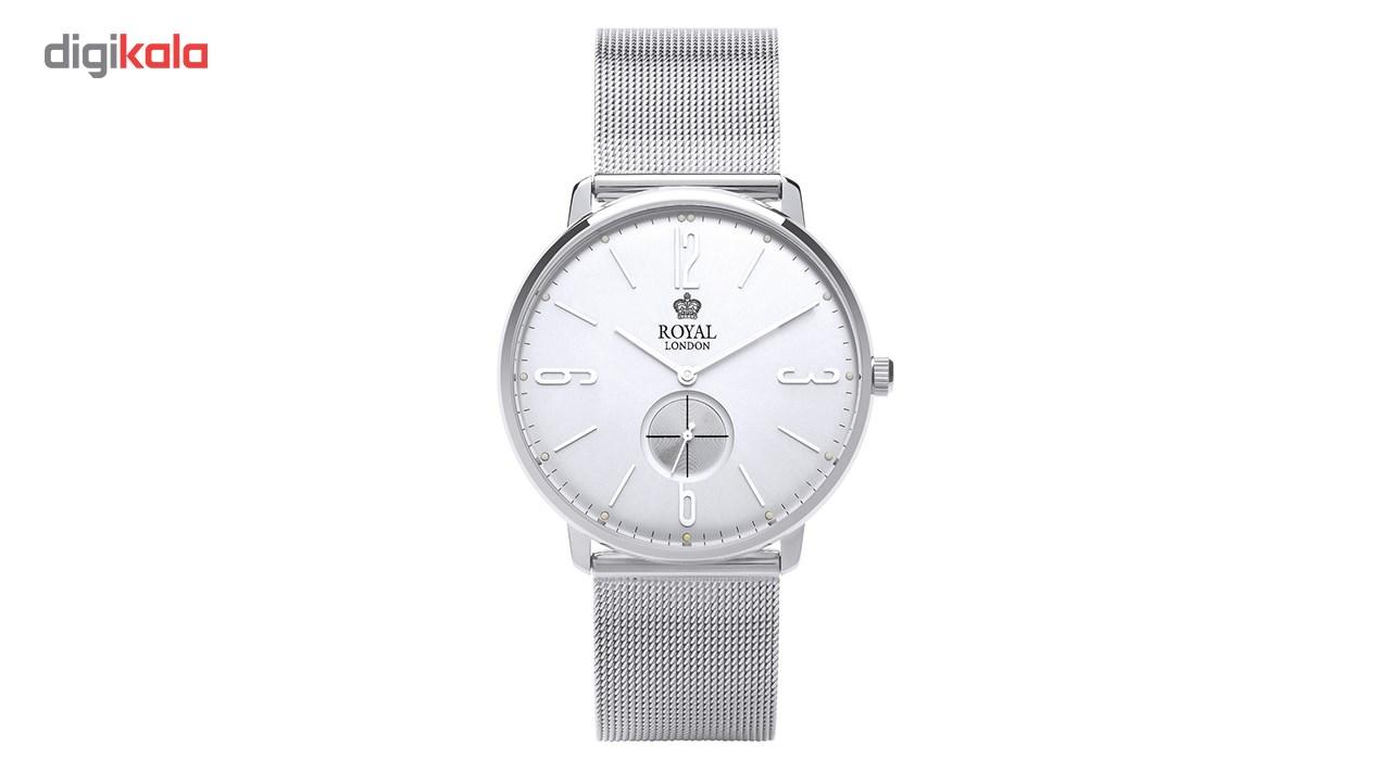 خرید ساعت مچی عقربه ای مردانه رویال لندن مدل RL-41343-09