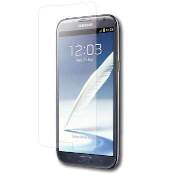 محافظ صفحه نمایش شیشه ای 9H  یونیفا مدل permium تمپرد مناسب برای Samsung Galaxy Note 2