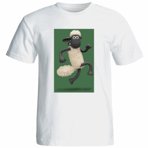 تی شرت زنانه آستین کوتاه نوین نقش طرح کد 9157