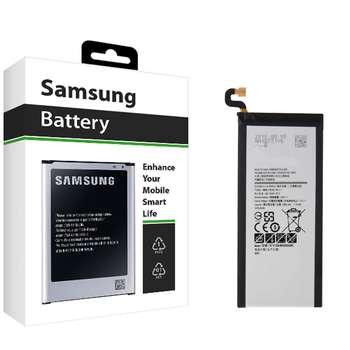 باتری موبایل سامسونگ مدل EB-BG928ABE با ظرفیت 3000mAh مناسب برای گوشی موبایل سامسونگ Galaxy S6 Edge Plus